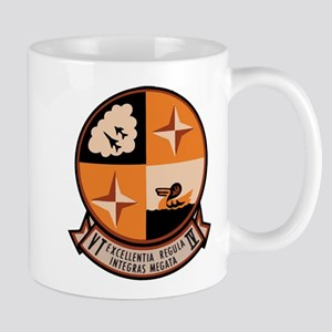 Training Squadron VT 4 US Navy Ships Mug