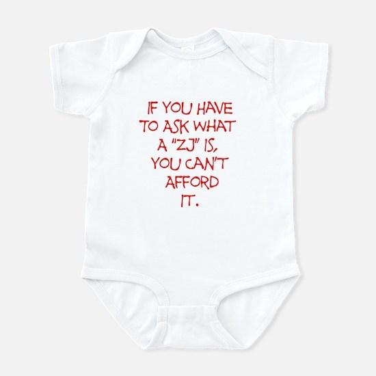ZJ Infant Bodysuit