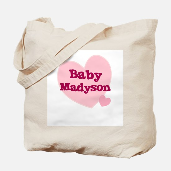 Baby Madyson Tote Bag