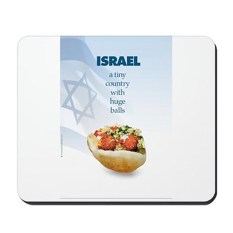 Falafel Balls Mousepad