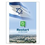 Restart - In Israel Small Poster