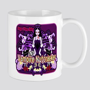 Vampire Sugar Plum Fairy Mug