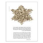 Pirkei Avot - Reward Small Poster