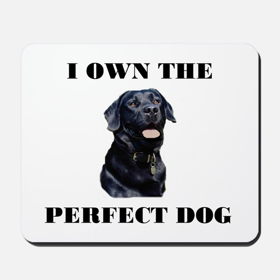 MY PERFECT LAB Mousepad