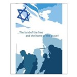 Home of The Brave Small Poster