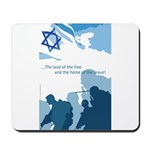 Home of The Brave Mousepad