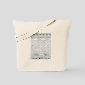 Whitework Sampler I Tote Bag