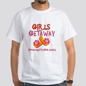 Girls Getaway 2017 White T-Shirt