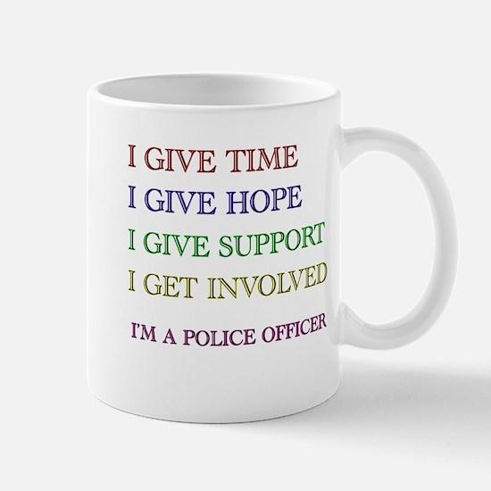 Cute Police officer Mug