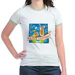 Girls Weekend 2020 Jr. Ringer T-Shirt