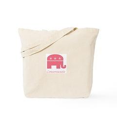 Conservacutie Tote Bag