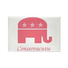 Conservacutie Rectangle Magnet (100 pack)