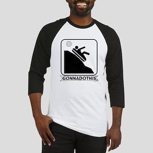 GONNADOTHIS.COM-Snow Tubing- Baseball Jersey
