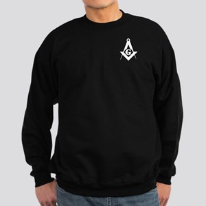 The Masons symbol Sweatshirt (dark)