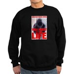 Your Money or Your Life Sweatshirt (dark)