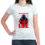 Your Money or Your Life Jr. Ringer T-Shirt