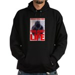 Your Money or Your Life Hoodie (dark)