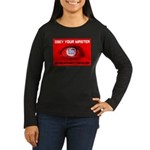 Fox News: Obey your Master Women's Long Sleeve Dar