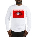 Fox News: Obey your Master Long Sleeve T-Shirt