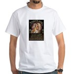 Republican Jesus White T-Shirt
