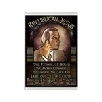 Republican Jesus Rectangle Magnet (100 pack)