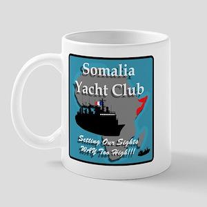 Somalia Yacht Club - Mug