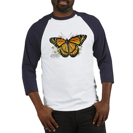 Viceroy Butterfly Baseball Jersey
