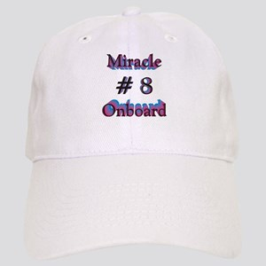 Miracle #8 Onboard Cap