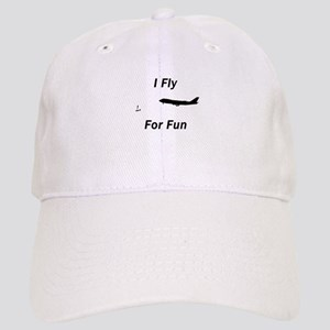 I Fly for Fun - Cap