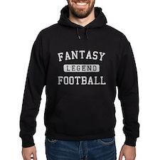 Fantasy Football Legend Hoodie (dark)