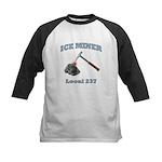 Ice Miner Kids Baseball Jersey