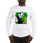 Panda Mommy & Baby Long Sleeve T-Shirt