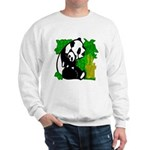 Panda Mommy & Baby Sweatshirt