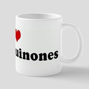 I Love Pedro Quinones Mug