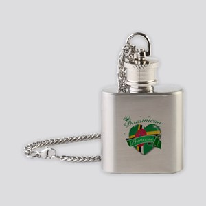 dominica Flask Necklace