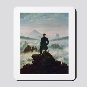 Caspar David Friedrich (1774- Mousepad