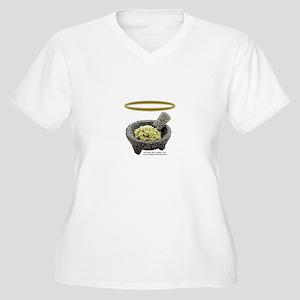 Holy Guacamole! Women's Plus Size V-Neck T-Shirt