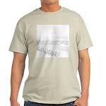 Ash Grey Commendatore T-Shirt