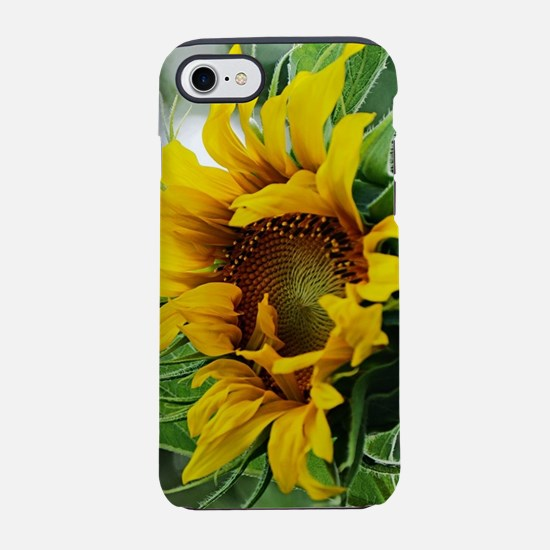 Sunflower iPhone 7 Tough Case