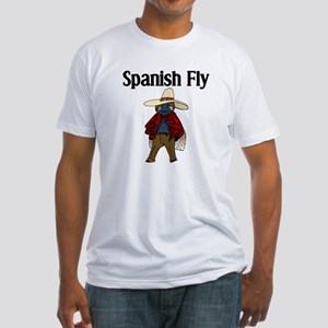 Spanish Fly Fitted T-Shirt