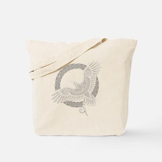 Cute Celtic wings Tote Bag