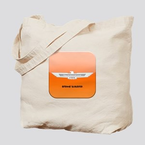 i Ford Thunderbird Logo Tote Bag