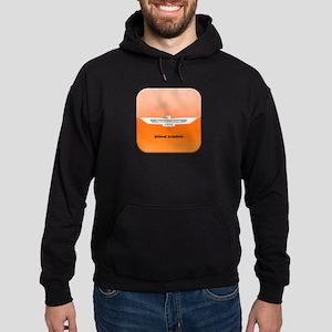 i Ford Thunderbird Logo Hoodie (dark)