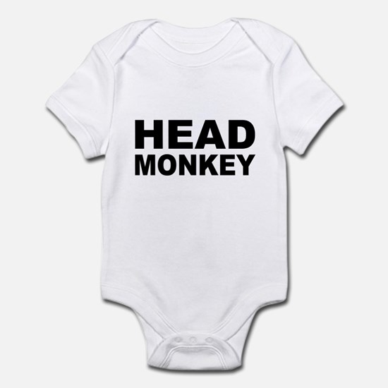 Head Monkey - Infant Bodysuit