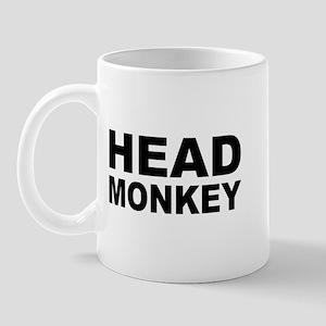 Head Monkey - Mug