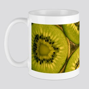 Kiwi Fruit Slices Mug