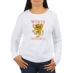 Dorset Dragon Women's Long Sleeve T-Shirt