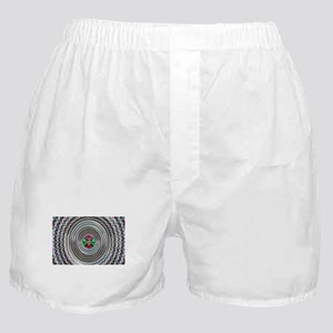 Pulsing Vortex Optical Illusi Boxer Shorts