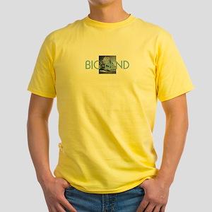 ABH Big Bend Yellow T-Shirt