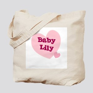 Baby Lily Tote Bag
